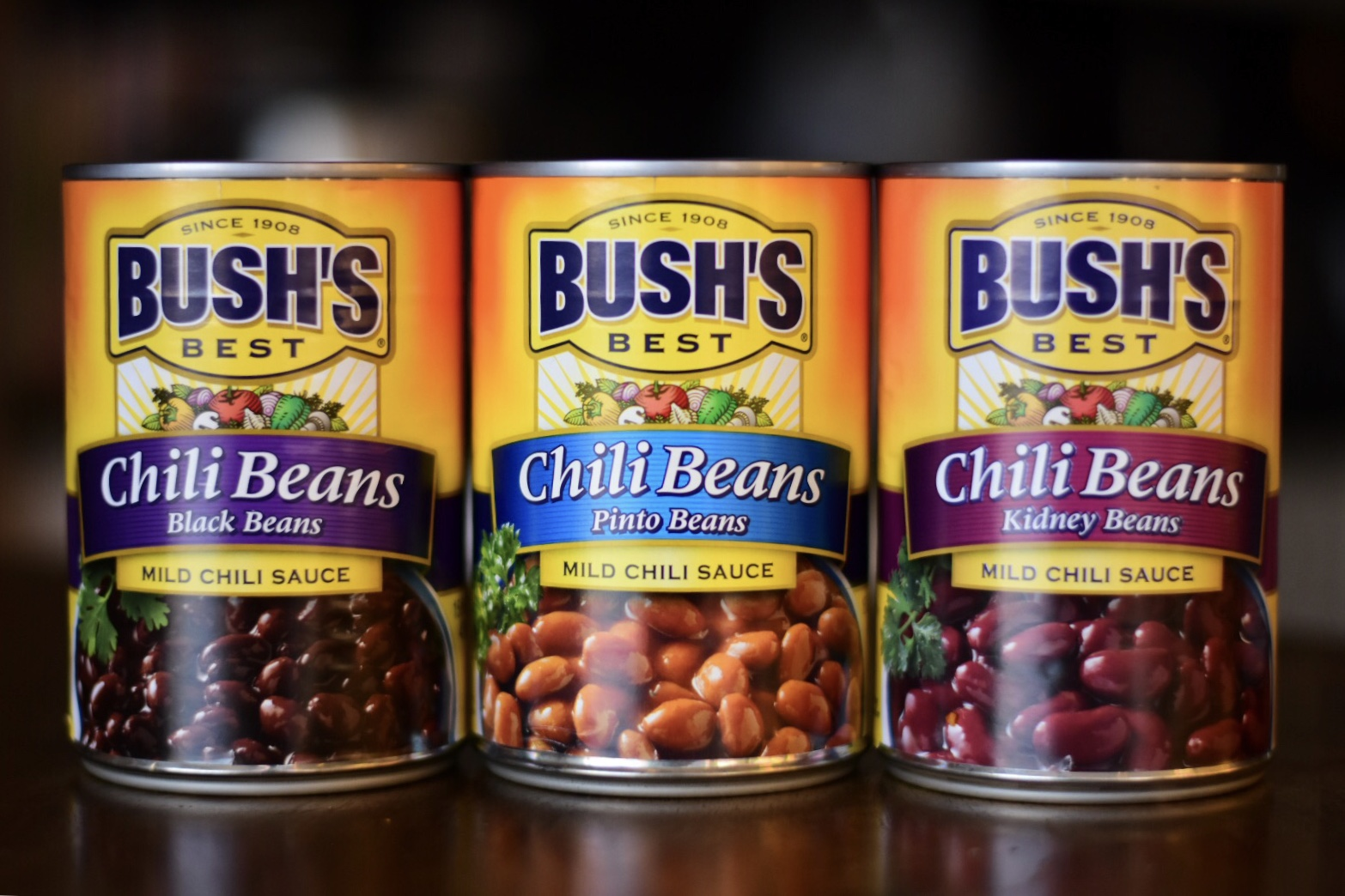 CHILI CHEESE DIP WITH BUSH'S BEANS